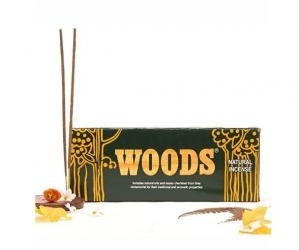Cycle Pure Agarbathies Woods Large Sticks 50 Sticks