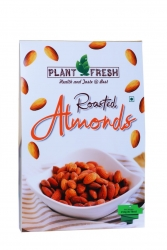 Plant Fresh Roasted Almond 250g