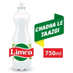 Limca Lemon and Lime Flavoured Soft Drink 750ml