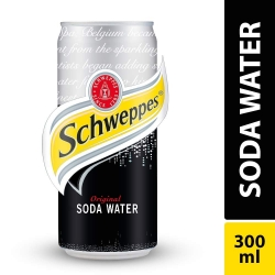 Schweppes Soda Water 300ml