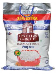 India Gate Basmati Rice Super 5kg