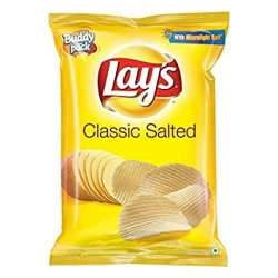 Lays Potato Chips Simple Classic Salted 52g