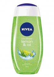 NIVEA Bath Care Lemon And Oil Shower Gel 250ml
