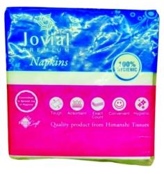 Jovial Premium Napkin 100Pcs