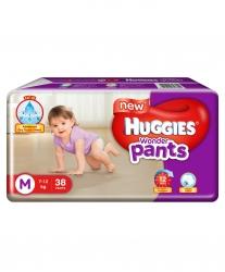 Huggies Wonder Pants Medium 38 Diapers