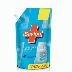 Savlon Moisture Shield Germ Protection Liquid Handwash Refill Pouch 750ml