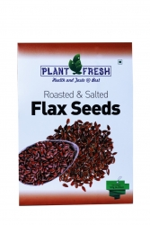 Plant Fresh Roasted & Salted Flax Seeds 120g