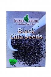 Plant Fresh Black Chia Seeds 120g