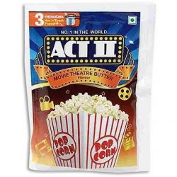 Act II Movie Theater Butter Popcorn 70g