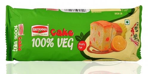 Britannia Cake Fruity Fun 75g