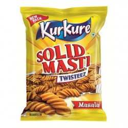 Kurkure Snacks Solid Masti Masti 90g Pouch