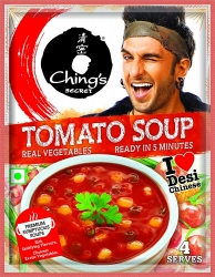 Chings Instant Tomato Soup 55g