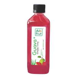 Alofrut Aloevera Guava Juice 160ml