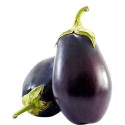 Brinjal Black Big Bharta