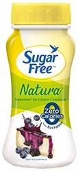 Sugar Free Natural Sugar Cubes 100g