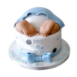 Fondant Cake 06 2kg