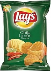 Lays Potato Chips Naughty Limon Flavour 55g