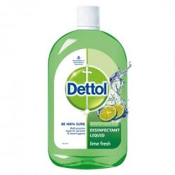 Dettol Lime Fresh Liquid Disinfectant Cleaner 500ml