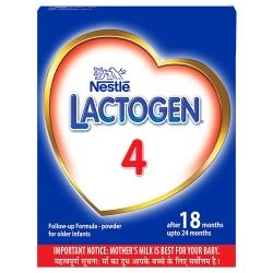 Nestle Lactogen 4 FollowUp Formula Powder Stage 4 400g