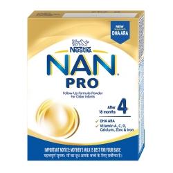 Nestle Nan Pro 4 FollowUp Formula Powder 400g