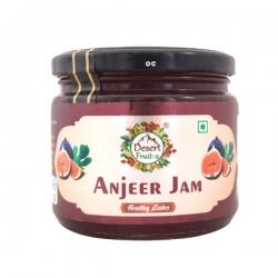 Desert Fruitos Anjeer Jam 400g