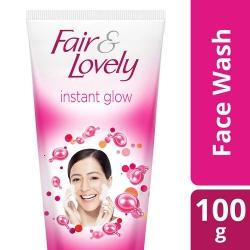 Fair & Lovely Fairness Face Wash instant glow 100g