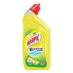 Harpic Organic Active disinfectant toilet cleaner Citrus 500ml