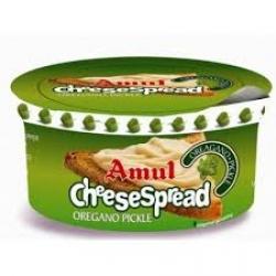 Amul Cheese Spread Oregano Pickle 200g