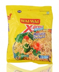 Wai Wai Masala Delight Veg Noodles 420g