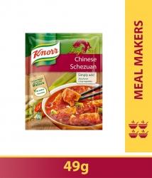 Knorr Chinese Schezuan Gravy Mix 49g