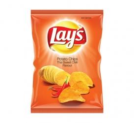 Lays Potato Chips Thai Sweet Chilli 52g