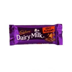 Cadbury Dairy Milk Roast Almond Chocolate 36G