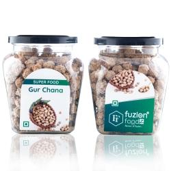 Fuzion Foodz Gur Chana 150g