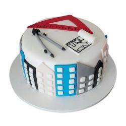 Fondant Cake 04 1kg