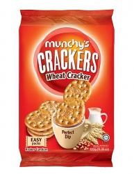 Munchys Wheat Crackers 322g