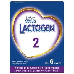 Nestle Lactogen 2 FollowUp Formula Powder Stage 2 400g