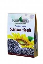 Plant Fresh Roasted & Salted Sunflower Seeds 120g