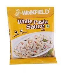 Weikfield White Pasta Sauce Cheesy Creamy 25g