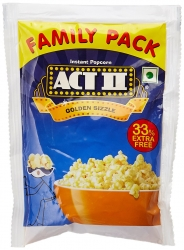 Act ll Instant Golden Sizzle Popcorn 120g