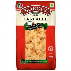 Borges Farfalle Durum Wheat Pasta 500g
