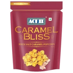 Act ll Caramel Bliss Popcorn Rock Salt Caramel 70g