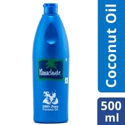 Parachute Coconut Oil 500ml Bottle