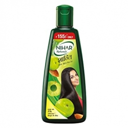 Nihar Shanti Amla and Badam Hair Oil 500ml