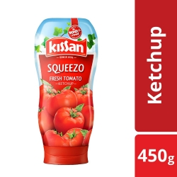 Kissan Squeezo Fresh Tomato Ketchup 450g