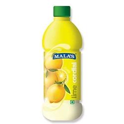 Malas Lime Cordial 750ml