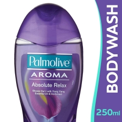 Palmolive Body Wash Aroma Absolute Relax Shower Gel 250ml