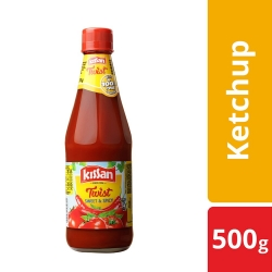 Kissan Twist Sweet and Spicy Sauce 500g