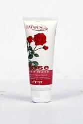 Patanjali Rose Face Wash 60ml