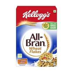 Kelloggs All Bran Wheat Flakes 425g