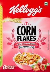 Kelloggs Corn Flakes Strawberry 275g